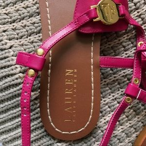 Lauren Ralph Lauren Shoes - Ralph Lauren Sandals